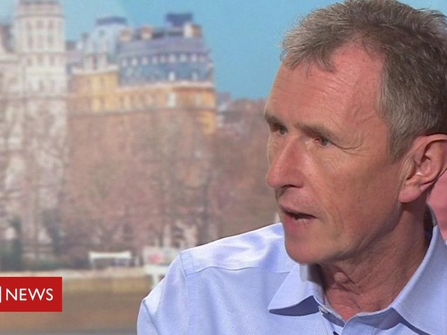 Tory leadership: Nigel Evans on changing entry rules