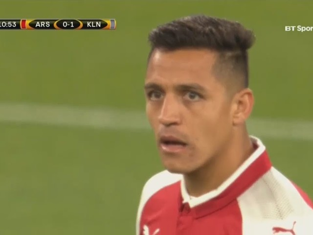 No January bid for Alexis Sanchez from Man City