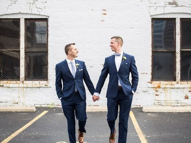 We love Trump and got married yesterday