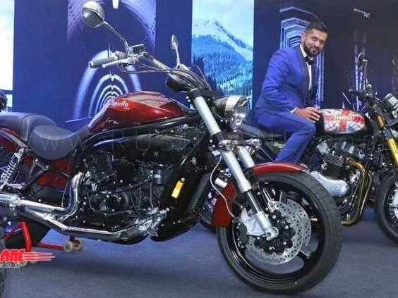 2018 Hyosung Aquila Pro 650 launched in India – Royal Enfield 650 rival