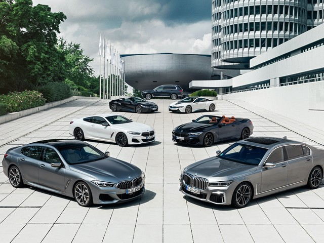 BMW wants to boost sales of its upper-end models to fight electrification costs