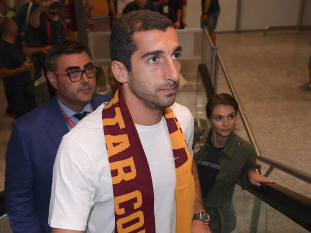 Premier League: Mkhitaryan, Duncan and Llorente secure moves to Italy