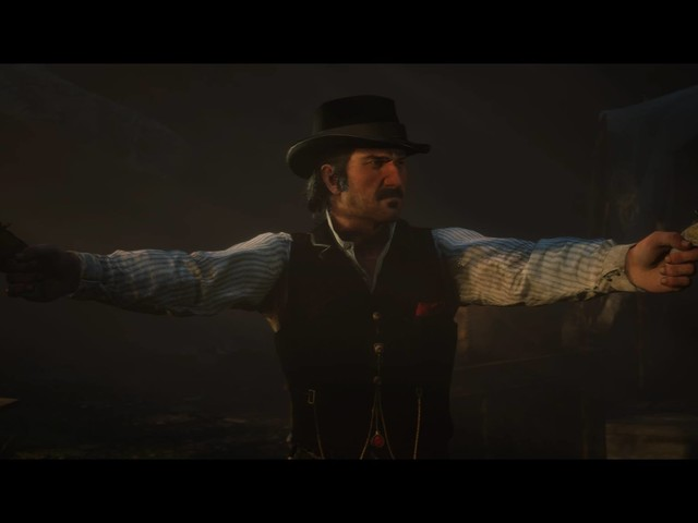 Red Dead Redemption 2 – how to get the best ending