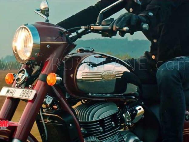 Jawa Motorcycle TVC video released – If Royal Enfield is skin, Jawa is blood