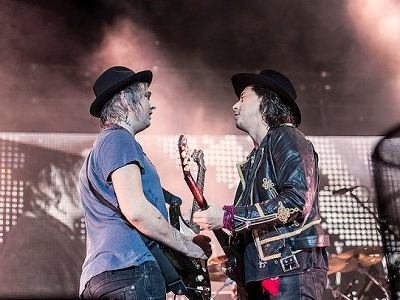 The Libertines detail first UK tour in two years
