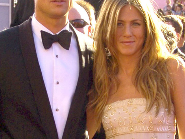 Is this the REAL reason Brad Pitt attended ex Jennifer Aniston's 50th birthday party as the pair reunite?