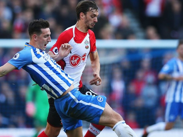 West Ham target Brighton's Lewis Dunk to be their first transfer under new boss David Moyes