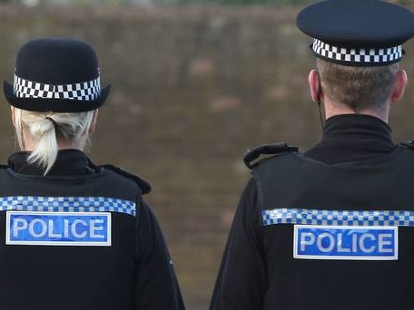 Two charged over death of man following disturbance