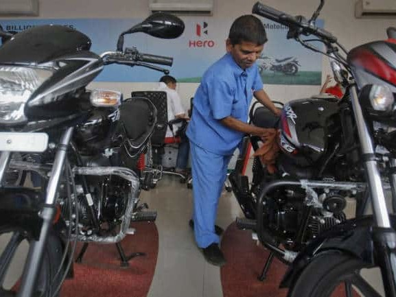 Hero MotoCorp makes an upward revision on two-wheeler prices; bikes to become costlier by up to Rs 3,000