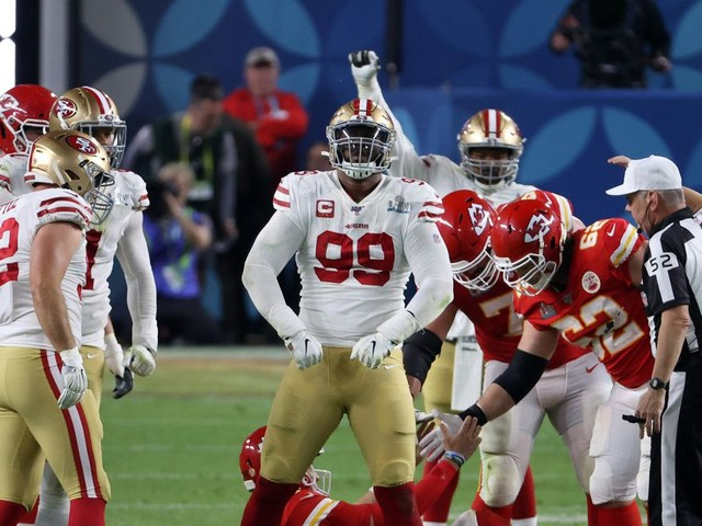 Why the 49ers trading DeForest Buckner to the Colts makes perfect sense