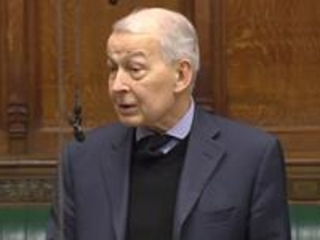 Frank Field elected Chair