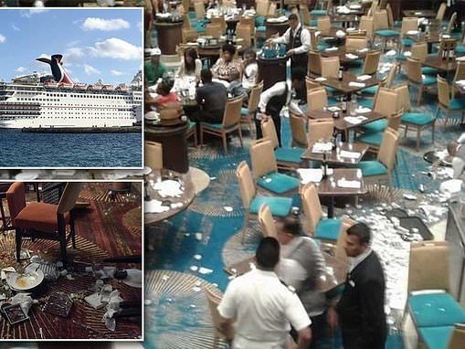 bb283289aff Carnival Cruise Line apologizes after ship lists upon leaving port ...