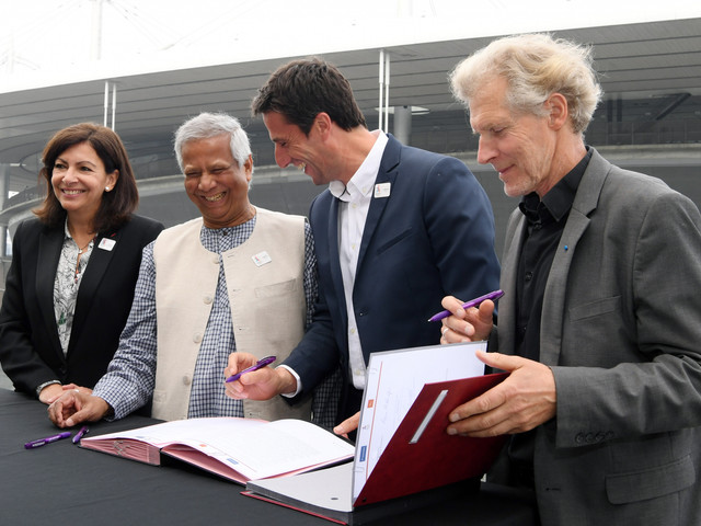 """Paris 2024 claim commitment to """"most socially responsible Olympic Games"""" is more than a soundbite"""