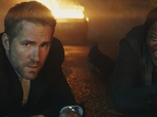 Ryan Reynolds and Samuel L. Jackson Are Very NSFW in 'The Hitman's Bodyguard' Red-Band Trailer