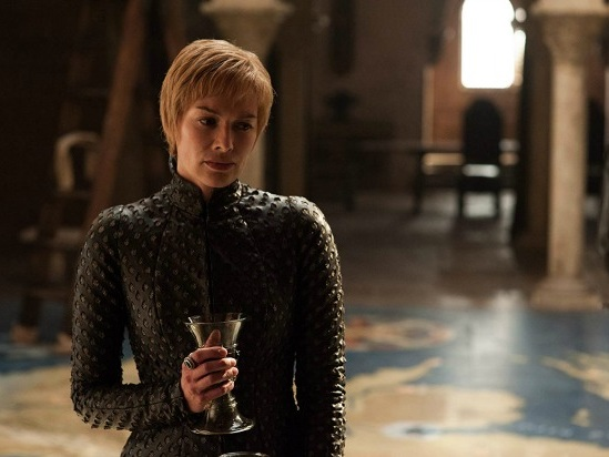 'Game of Thrones': Here's Your Reminder That Cersei Is Pregnant