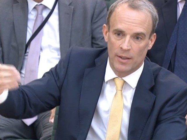 Dominic Raab's Committee Clash Exposed The Real Whitehall Divide On Afghanistan