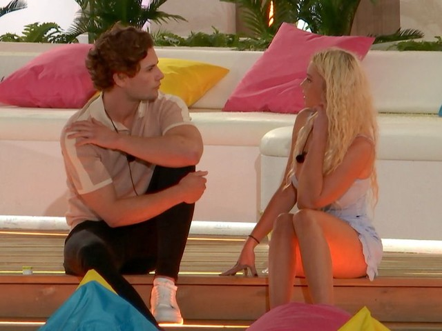 Love Island's Joe 'taken to safe house after axe' as he prepares for Lucie treatment storm
