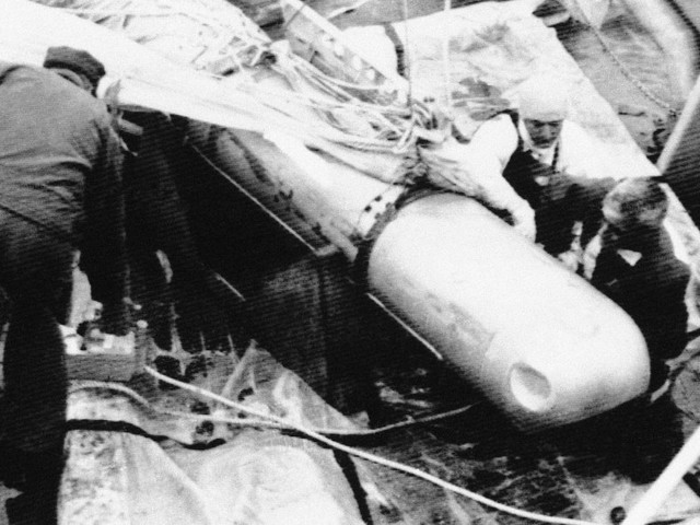 The US Air Force lost 4 nuclear bombs in Spain 52 years ago — and the disaster is still being felt now