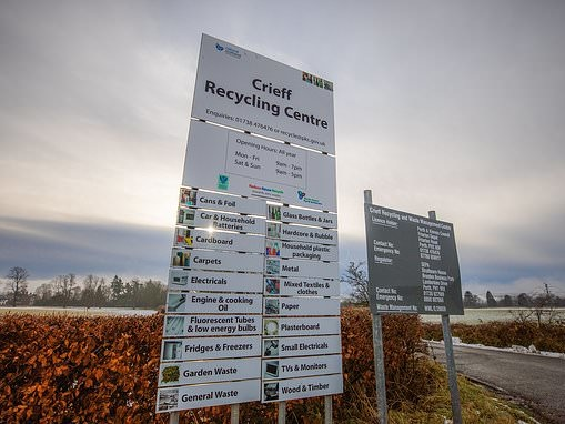 Refuse worker in his 50s dies from Covid after bin lorry crews and recycling centre staff complained