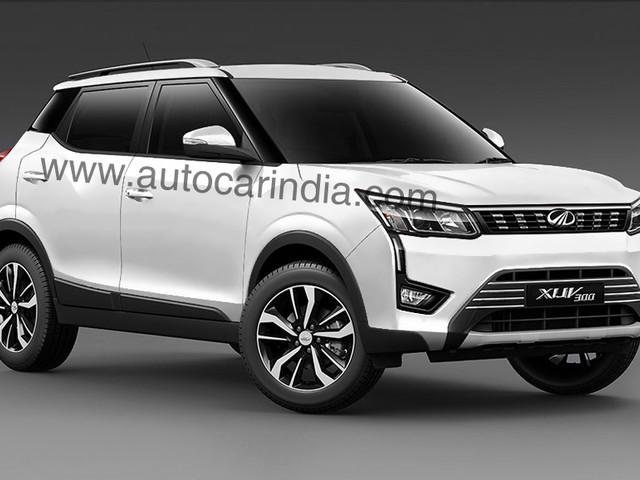 Mahindra XUV300 to launch on February 14