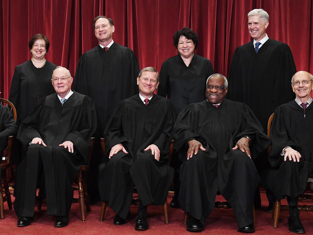 Supreme Court Begins To Question Government's Broad Power To Seize Property