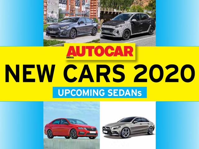 New cars for 2020: Sedans to wait for