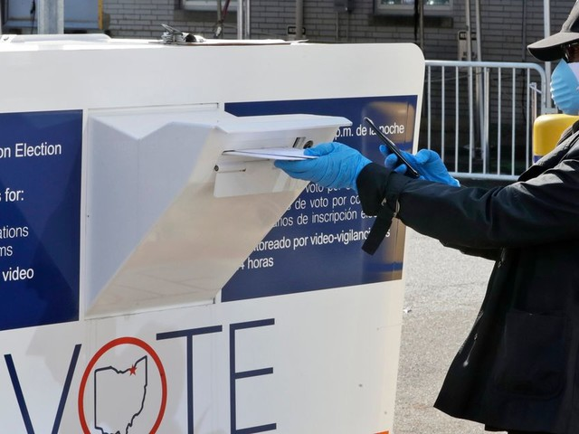 A Vote-by-Mail Nightmare
