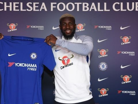 Official: Chelsea Snap Up Monaco Midfielder Tiemoue Bakayoko In £40m Deal