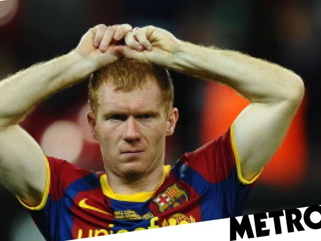 Paul Scholes names the one team Manchester United faced that rivalled Pep Guardiola's Barcelona