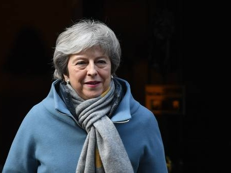 EU tells May she has 24 hours to table plan that averts hard Brexit