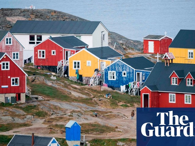 Trump plans to open US consulate in Greenland after row over offer to buy