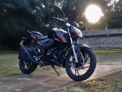 2020 TVS Apache RTR 200 4V BS6 Video Review