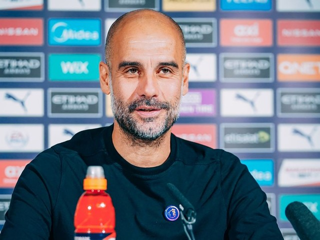 Pep Guardiola LIVE Man City press conference updates and team news