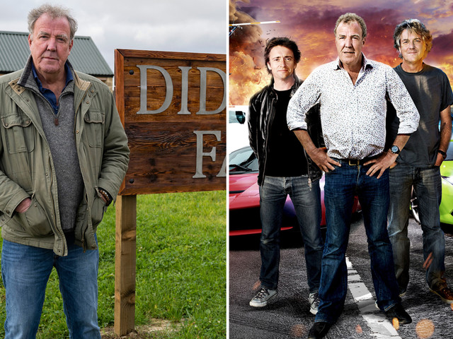 Jeremy Clarkson bans former Top Gear co-stars from ever appearing on Clarkson's Farm