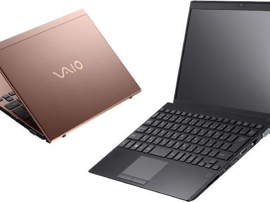 VAIO's 2-Pound 12.5-Inch Laptop Weds Miniature Dimensions & Vast Connectivity