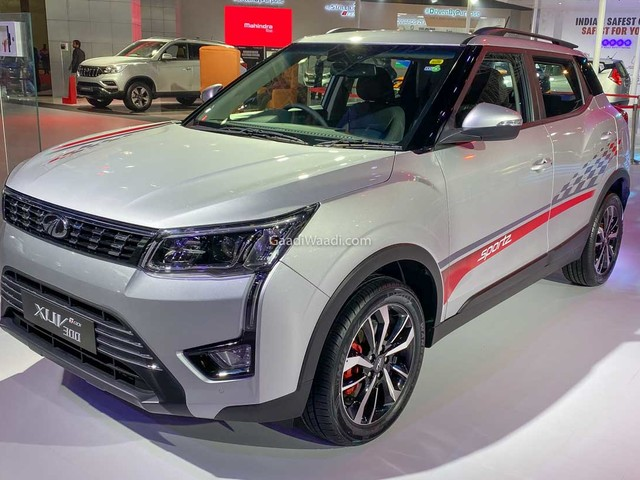 Around 75% Mahindra XUV300 Buyers Opted For Diesel Version Last Year