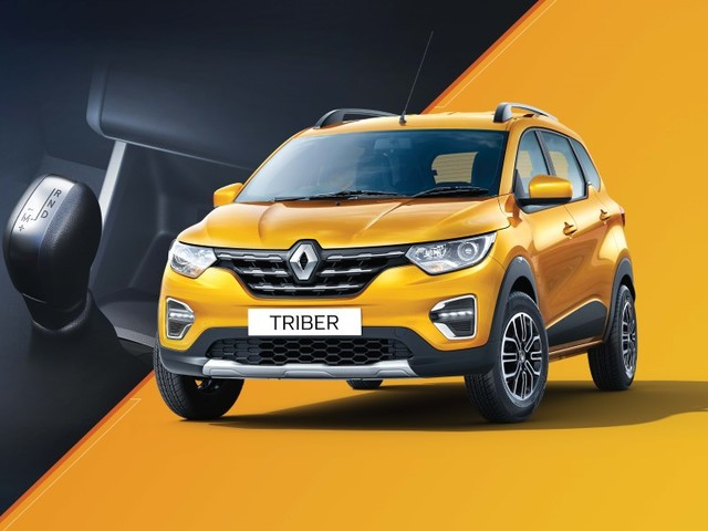Renault Triber AMT launched at Rs 6.18 lakh