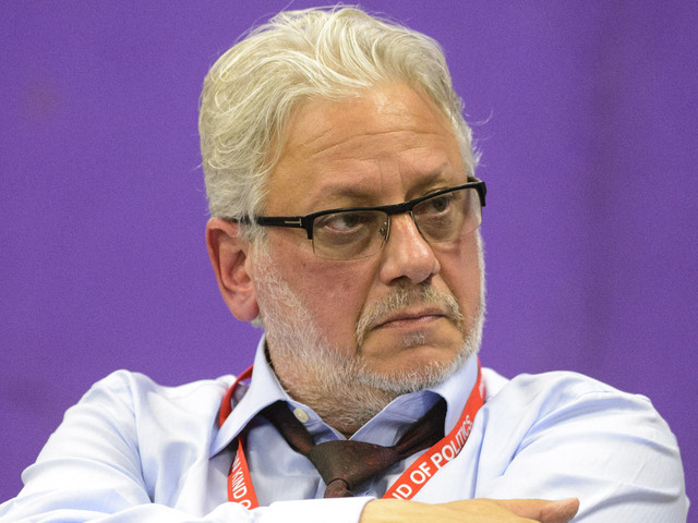 Momentum's Jon Lansman: I Know Labour Has A Problem With Anti-Semitism