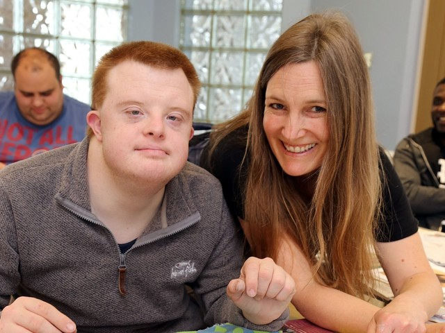 Grant gives adults with learning disabilities their voices