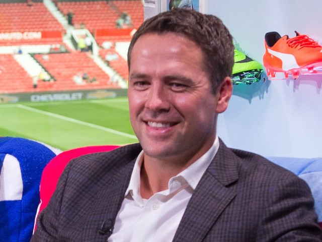 Michael Owen reacts to Roberto Firmino's display in Liverpool FC's 2-0 win over FC Porto