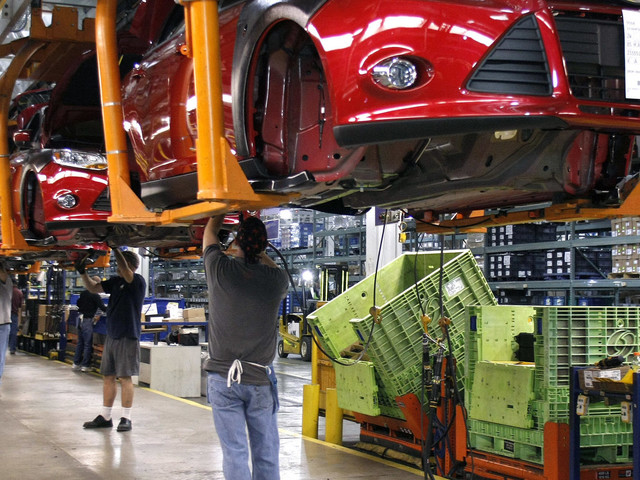 Ford To Move Focus Production From Michigan To China