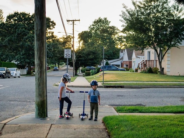 The 25 best suburbs in America, each boasting family-friendly neighborhoods, good schools, and wide open spaces