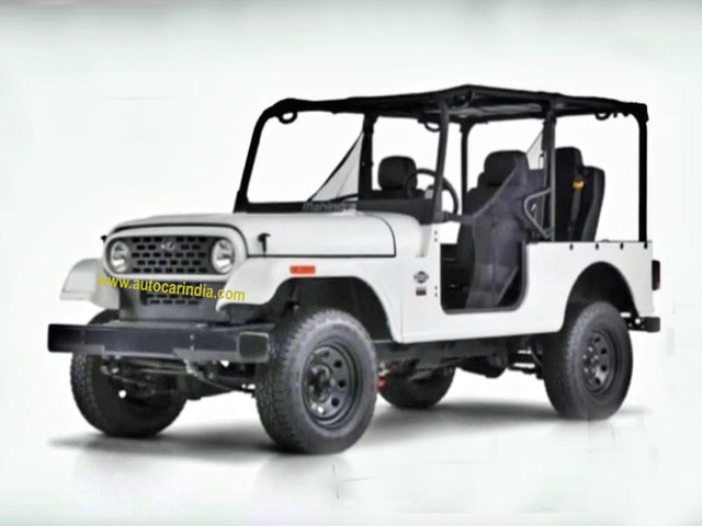 2020 Mahindra Roxor to get updated looks
