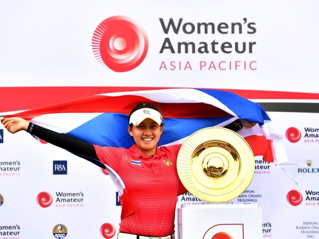 Evian Championship offers exemption to winner of Women's Amateur Asia-Pacific golf event