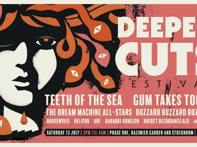 Deeper Cuts Festival – an interstellar new music happening in Liverpool