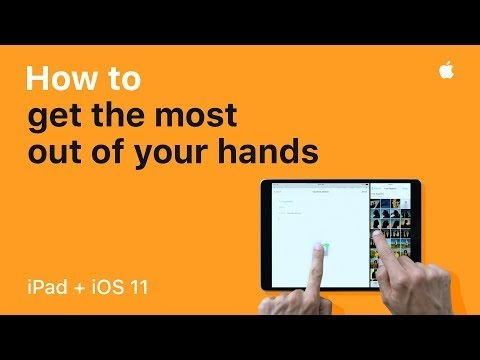 Apple Shares New Series of How To Videos Focusing on iPad and iOS 11