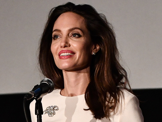 Angelina Jolie Talks 'The Breadwinner' at AIF Fest: Women's Rights 'Remains a Central Burning Issue'