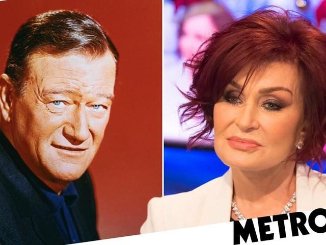 Sharon Osbourne slams 'bad man' John Wayne as she backs campaign to rename airport