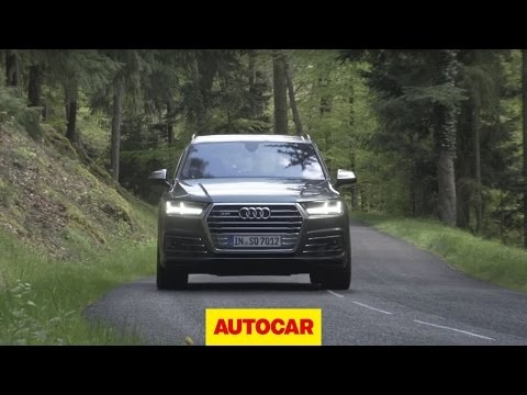 Audi SQ2: 296bhp hot SUV revealed