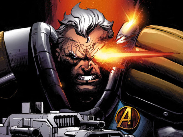 'Deadpool 2': First Look at Josh Brolin as Cable Is Decidedly Badass